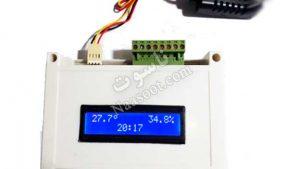 کنترلر دما و رطوبت مدل سیمکارتی (1)